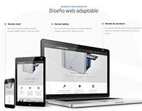 Web Corporativa - Talleres Tauler