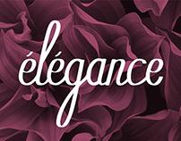 Cursive Typography