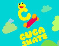 App educativa Cuca Skate
