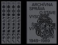 Archive Report