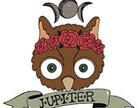 Logo Design for Jupiter Accessories
