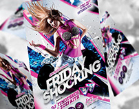 Friday Shocking Flyer Template