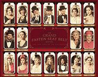 The Grand Fasten Seat Belt Hotel - Five stars services