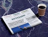 Enviado - Newspaper