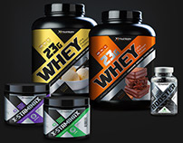 Xtrategy Nutrition Package