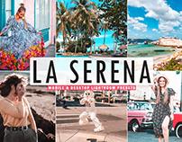 Free La Serena Mobile & Desktop Lightroom Presets