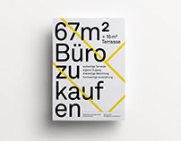 K30/32 - Branding for a building