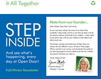 Open Door Newsletter