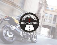 2 Rent Motos / Logo