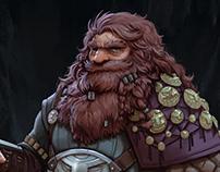 Dwarf Warrior CDC