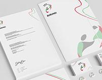 BURUNDI Corporate Branding Concept.
