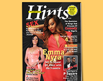 Hints magazine issue