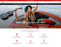 Belle - Best selling shopify theme