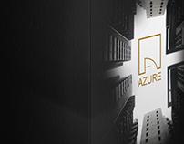 AZURE, Architectural, Branding