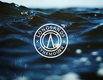 Longsands branding