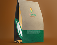Organic Bakery Brand