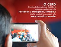 Ações em Redes Sociais - CERD