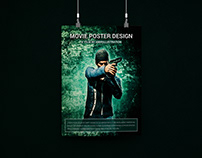 Free Download Movie Poster Template