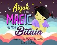 [Illustration] Si Aiyah at ang Magic ng mga Bituin