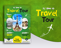 Travel Tour Flayer