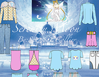 Serenity Moon Princesses (Childrens Spring Collection)
