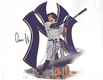 Aaron Judge - NY Yankees