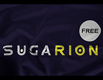 Sugarion - FREE FONT FOR LOGO