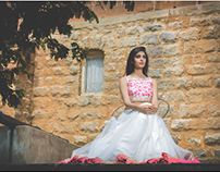 Floral Fairytale by Sana Khan Label