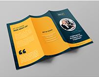 Pro Business tri-fold Brochure