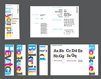 Typogrpahic Brochures