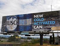 Busch Beer OOH 2018