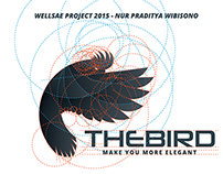 The Bird - Golden Ratio Logo