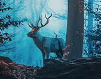 Blue Forest (Animals)