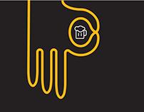 Hi5 Pub identity and interior design