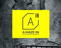 A Maze In •Website