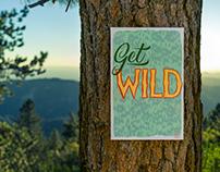 Get Wild Poster