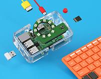 Kano - Computer Kit CGI