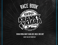 Race Book Design