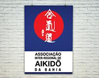 Marca da Associação Inter Regional de Aikidô da Bahia