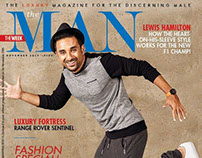 Vir Das for The Man