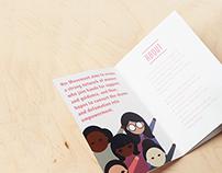 Social Campaign Brochure: HerMovement.org