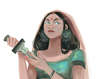 İndian girl 3