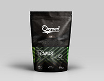 Ormed Coffee - packaging design