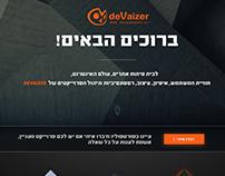 deVazer Israel studio