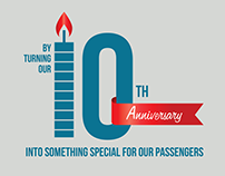 Jazeera Airways - 10th Anniversary Ramadan Activation