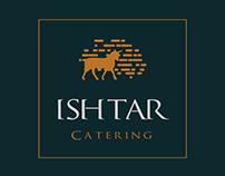 Ishtar Catering: Branding breakdown
