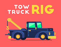 Tow Truck Rig