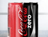 Coca-Cola Zero Kv