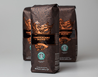 Starbucks Coffee  |  Seasonal Favorites