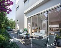 CGI - Elysian Apartments